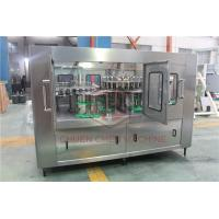 China Monoblock 3 in 1 Pet Water Bottling Machine Automatic Washing Filling Capping Machine on sale
