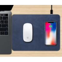 China 10w Wireless Charger Mouse Pad Integrated Flat Office Home Desktop Mobile Phone Wireless Charging on sale