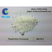 Best Safe No Side Effect Bodybuilding Injectable Steroids CAS 360-70-3 Nandrolone Decanoate wholesale