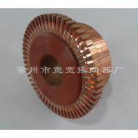 Quality DC Traction Motor XQ-3-6 57 Segment Commutator Simple Structure Linear Type for sale