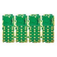 China Gold Immersion Double sided PCB board Green Solder Mask circuit boards 1 oz on sale