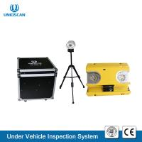 Quality 5000Mah 30km/h 18kHz Under Vehicle Surveillance System UV300M for sale