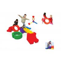 Buy cheap PVC Coated Indoor Playground Equipment For Children Stackable from wholesalers