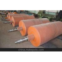 Buy cheap Factory customized low price silicone rubber rollers, for printing or pipe from wholesalers