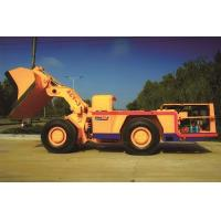 Quality Diesel engine Underground LHD Mining Equipment for transporting excavated rock for sale