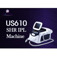 Buy cheap Wrinkle Removal SHR IPL Machine Portable With USA SHR Lamp from wholesalers