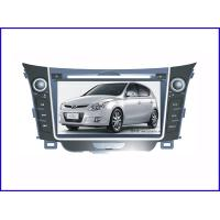 Quality 2 din TFT touch screen car radio dvd player / Car gps dvd player for Hyundai I30 for sale