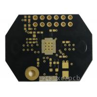 Quality Immersion Gold Multilayer PCB Circuit Board Micro Via Holes Battery Protection Circuit for sale