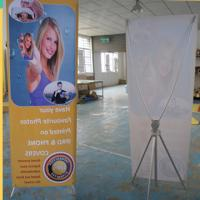 Quality 60*160cm x banner stand for sale