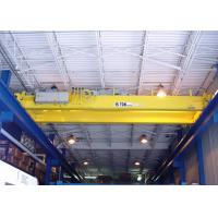 Quality Double Beam Overhead Travelling Crane 5ton - 150ton Steel Material for sale