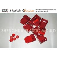 Quality Clear Plastic Parts in Custom Color China Injection Molding Factory for sale
