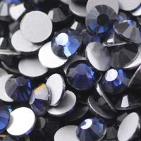 Dark blue DMC hot fix rhinestone