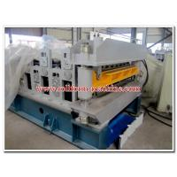 Quality Double Layer Steel Roof Sheet Roll Forming Line for Production of Two Different Roofing Profile Sheets for sale
