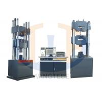 Quality Hydraulic 1000KN Universal Testing Machine Of Steel Force for sale