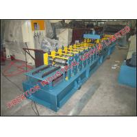 Quality Galvanised Steel Rolling Shutter Strip Making Machine For Roller Doors for sale