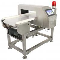 Quality Conveyor Metal Detector For Frozen Food Industry , Frequency Adjustable for sale