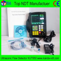 Quality NDT digital ultrasonic flaw detector with CE certificate for sale