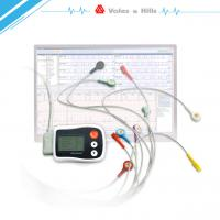 Best Medical Mini 12 / 3 Channel 24h Holter Electro Cardio Graph ECG Dinamico Holter wholesale