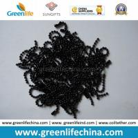 Quality Hot Sale 1.0mm Shinny Black Colored Bead Metal Ball Chain for sale