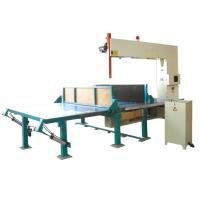 Buy cheap Automatic Vertical CNC Foam Cutter For Sponge Mattress , Digital EPS Cutting from wholesalers