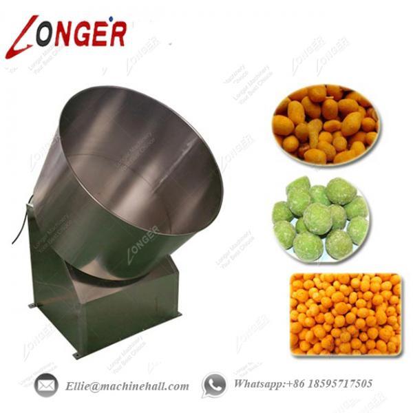 peanut commercial coating machine