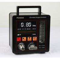 Quality Portable Co2 Gas Analyzer Range 0-10ppm To 0-1% for sale