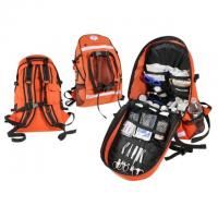 Best Orange polyester EMS Trauma Backpack-Medical Aid Professional Case Organizer Bag-health wholesale