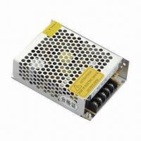 Buy cheap 12V Switching Power Supply with 5A Rated Current and 60W Rated Power, Measures from wholesalers
