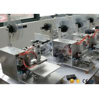 Quality Tabletop SUS304 Steel Semi Automatic Label Applicator Machine For Square Box for sale
