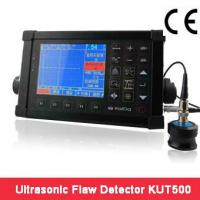 Quality 0-6000mm 100dB 0.5-15M Ultrasonic Flaw Detector for sale