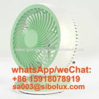 Quality 6 inch USB air circulation fan with oscillating function/Ventilador/table fan for office and home appliance for sale