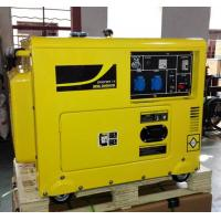 Quality Honda type Super silent 5kw diesel generator air cooling factory price for sale