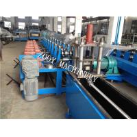 Quality High Speed CD & UD Stud Roll Forming Machine 11kw With Gear Box Driven for sale