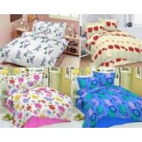 Quality Home textile 100% cotton fabric material for bed sheets for sale