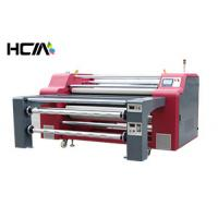Quality Automatic Roller Heat Transfer Machine , Sheets Heat Transfer Printing Equipment for sale