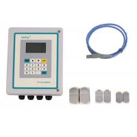 China TF1100-EC Clamp On Ultrasonic Flow Meter , Portable Transit Time Flow Meter on sale