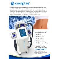 Quality ice sculpting body fat cool scupting cryolipolysis fat freezing sincoheren non surgical  liposuction slimming for sale