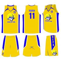 9ef35970901f China Custom Sublimation Basketball Uniforms Design For Youth Team on sale .