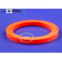 Quality Heat Stabile Molded Silicone Parts , Reusable Silicone O Ring Gasket for sale