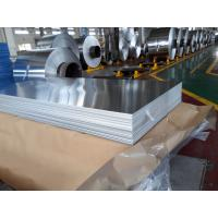Quality 1060 Flat Aluminum Plate For Automobile Manufacturing And Rail Transit for sale