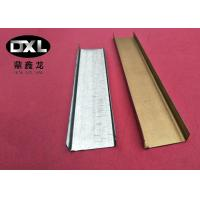 Quality Eco Friendly Material Light Gauge Metal Studs Fast Installation Time Saving for sale