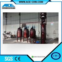 Quality 100L 200L 300L 500L All Red Copper Small Size Whiskey Gin Brandy Distilling Equipment for sale