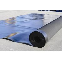 Buy Anti UV Geomembrane Pond Liner , Plastic Landfills / Fish Ponds Liners at wholesale prices