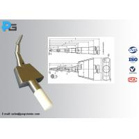 Buy cheap UL507 PA100A Test finger Articulate Probe with Web Stop for Blade Fan with Third from wholesalers