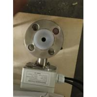 Quality DN10mm Small diameter magnetic flow meter Full SS304 PFA lining with ground rings for sale