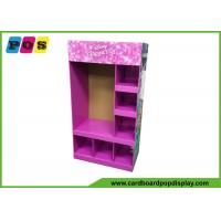 Retail Cardboard Display Stands 350gsm Coated Paper For Kids Costumes Promotion FL200