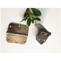 Quality Slow Closeheavy Duty Door Hinges Low Impaction Satin Nickel Plated for sale