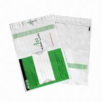 Quality Courier Mail Express Delivery Bag, Used for Sending Parcels and Important Document for sale