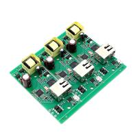 Quality Electronic Peelable Mask PCB Assembly Services One Stop PCB Solution Provider for sale