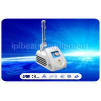 Quality RF Fractional Co2 Laser Skin Resurfacing 3 In 1 Air Cooling For Women Salon for sale